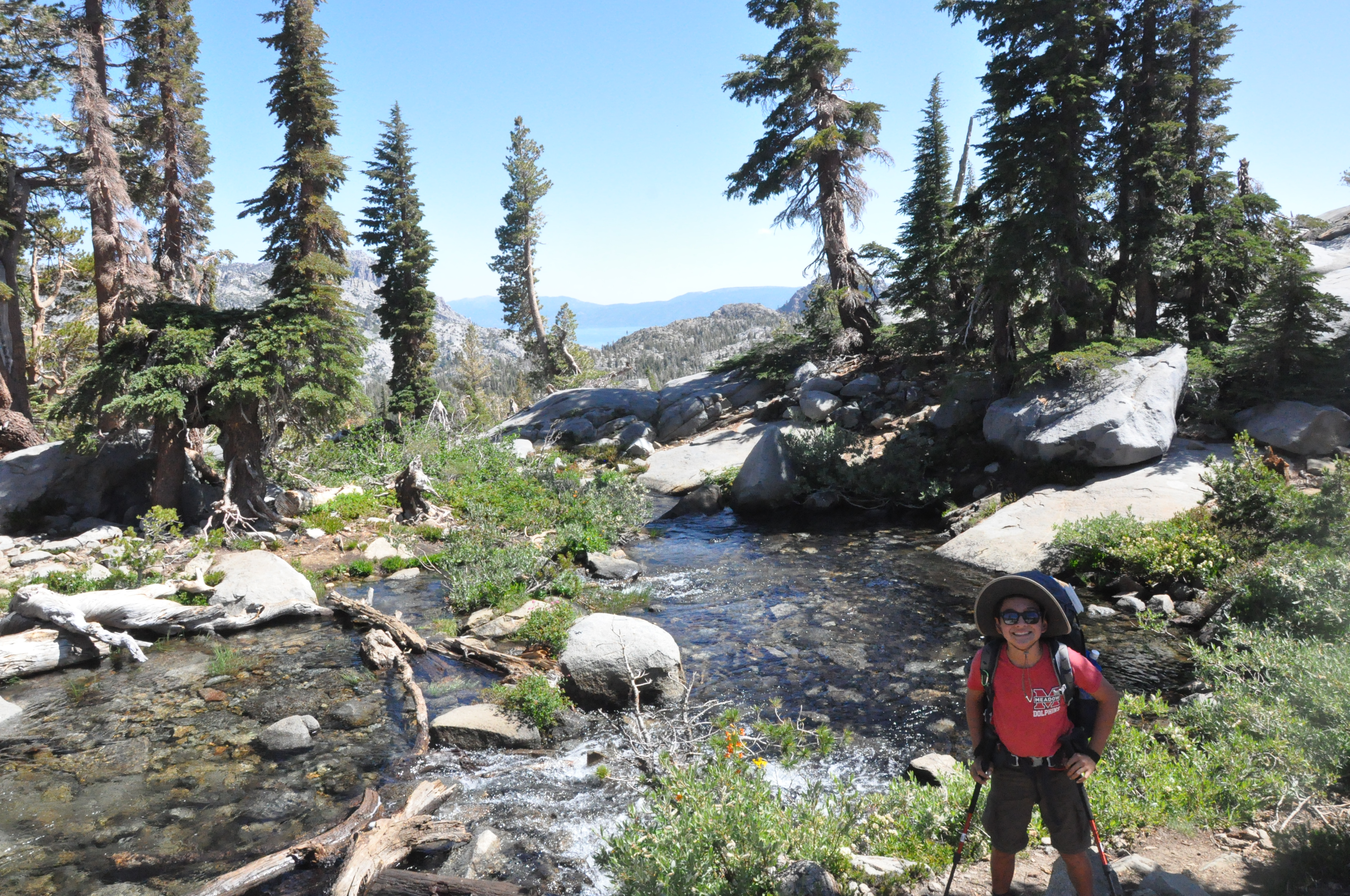 My First Backpacking Trip